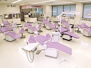 歯科基礎実習室