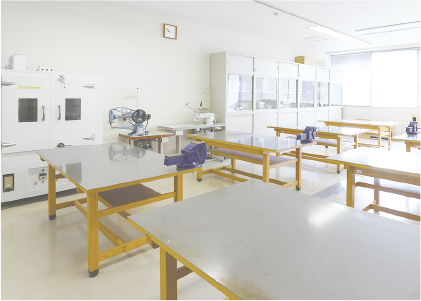 義肢装具室の写真