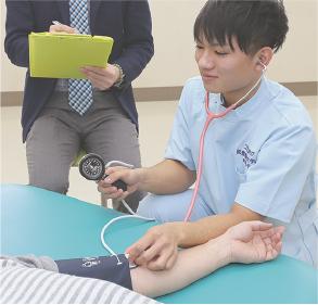 臨床能力試験画像