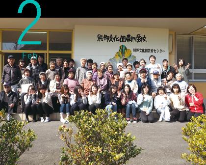 熊野研修(WE)